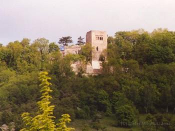 Die Lobdeburg-Ruine