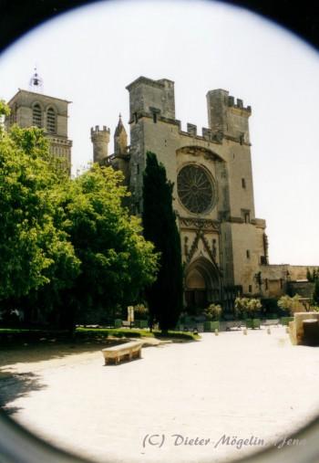 Beziers, Languedoc, Frankreich