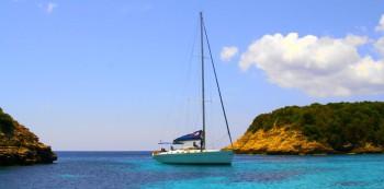 Boot und Meer