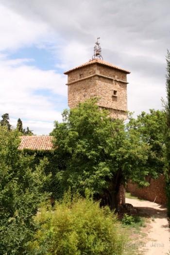 Abbaye-Château de Cassan (Faugeres)